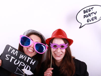 31 party photobox