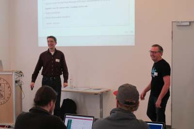 Docker on windows workshop with docker captains dieter reuter and stefan scherer